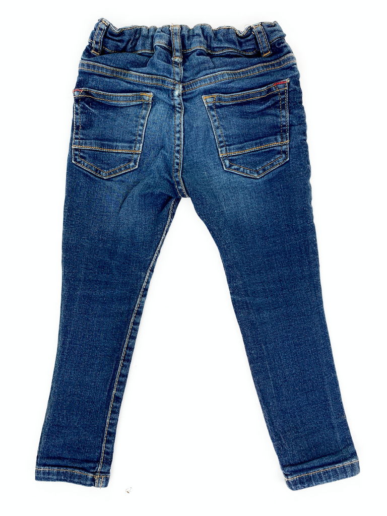 Zara Boys Denim Jeans - 4 yrs
