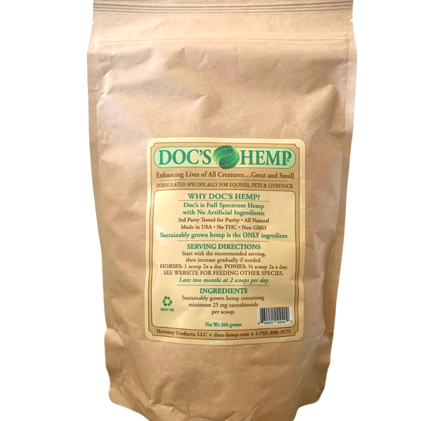 Doc's Hemp Powder - 260 gm