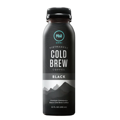 Vietnamese Black Cold Brew Coffee Pack of 6 - Omni