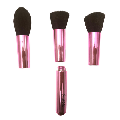 BeatBib® Interchangeable Makeup Brush Set