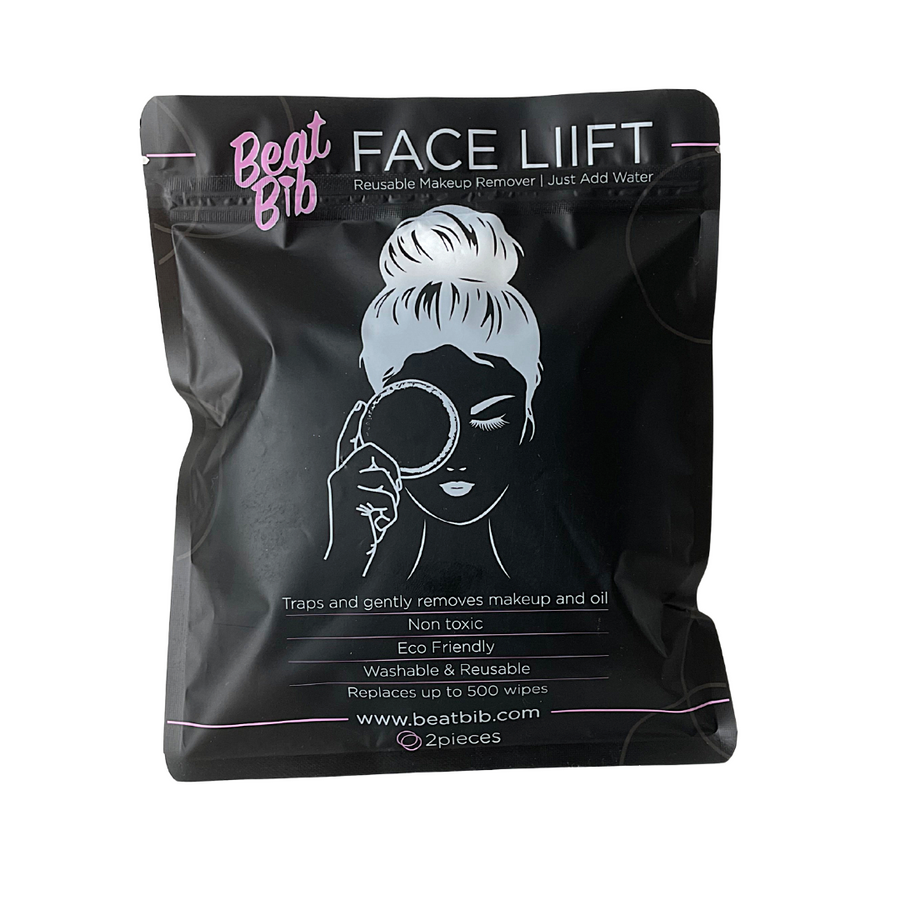 FACE LIIFT Reusable Makeup Remover-Pack of 2