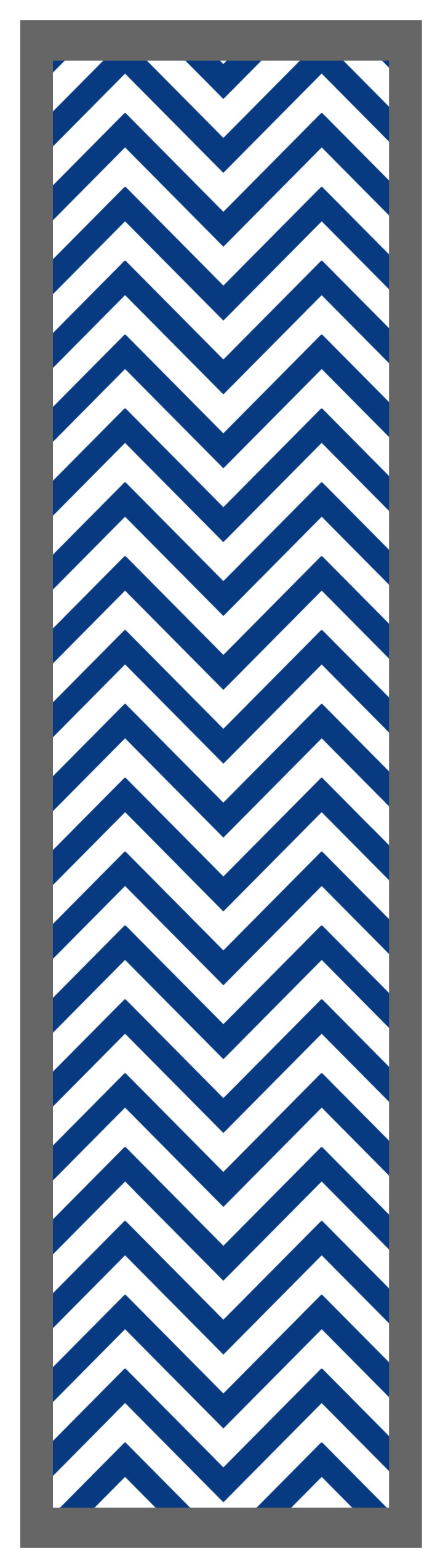 Chevron-Blue