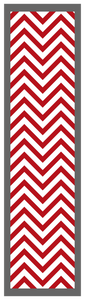 Chevron-Red