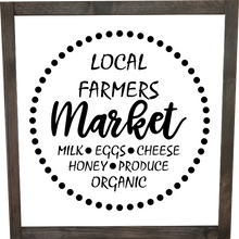 Load image into Gallery viewer, Local Farmers Market