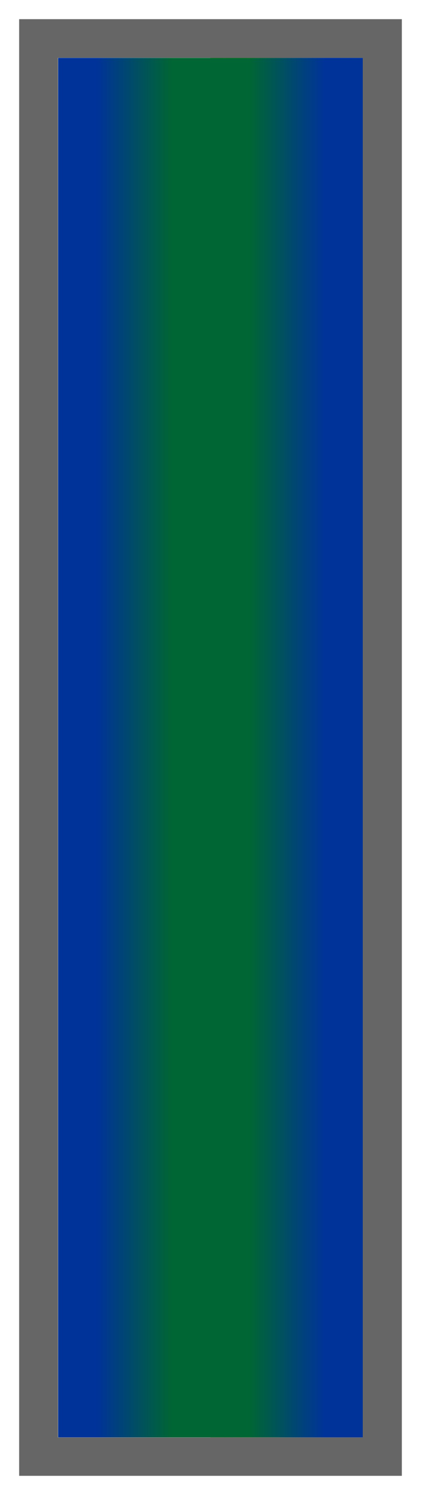 Navy-Forest Green-Navy Ombre Stripe