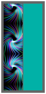 Psychedelic-Teal