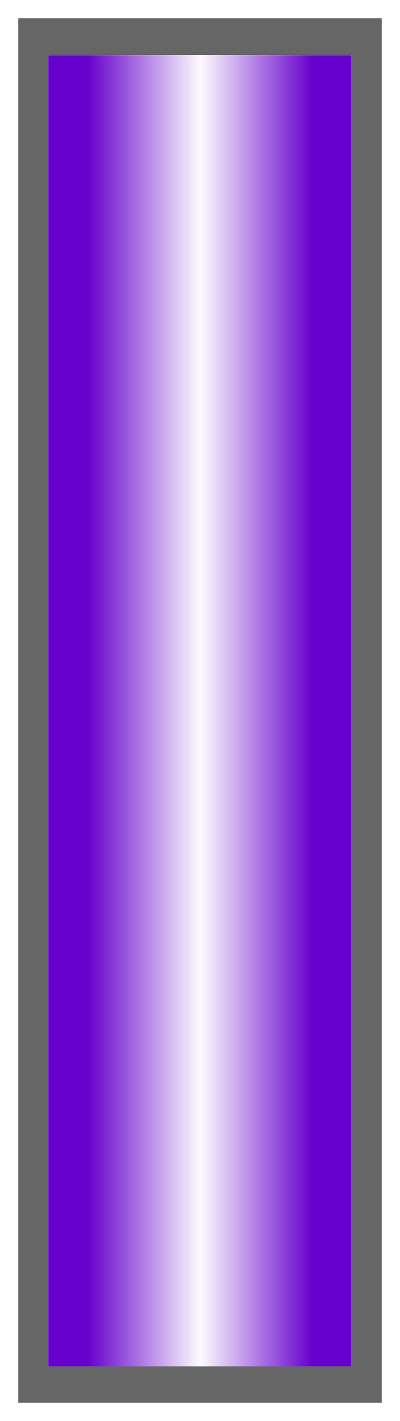 Purple-White Ombre Stripe