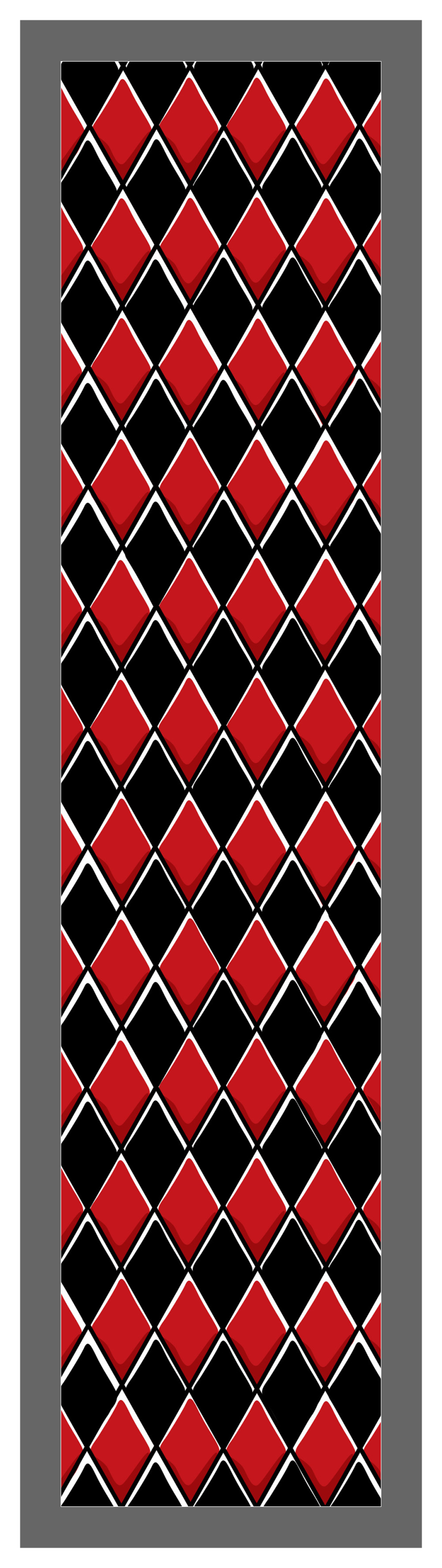 Valentine Design-Red-Black-6