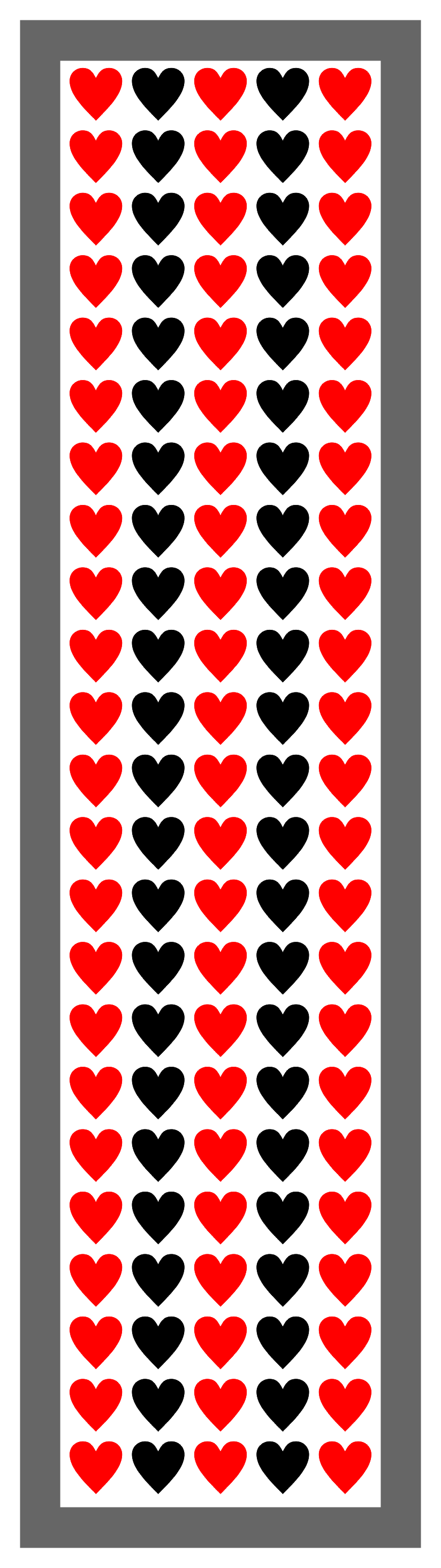 Valentine Design-Red-White-4