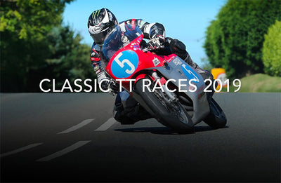 See the Isle of Man - at 200mph! It's TT time