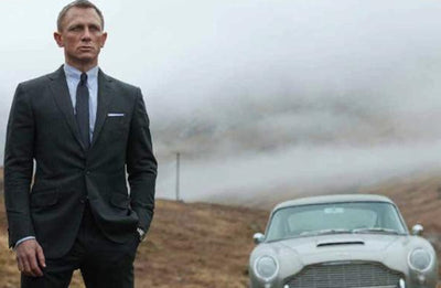 From James Bond to Harry Potter - Scotland in the Movies