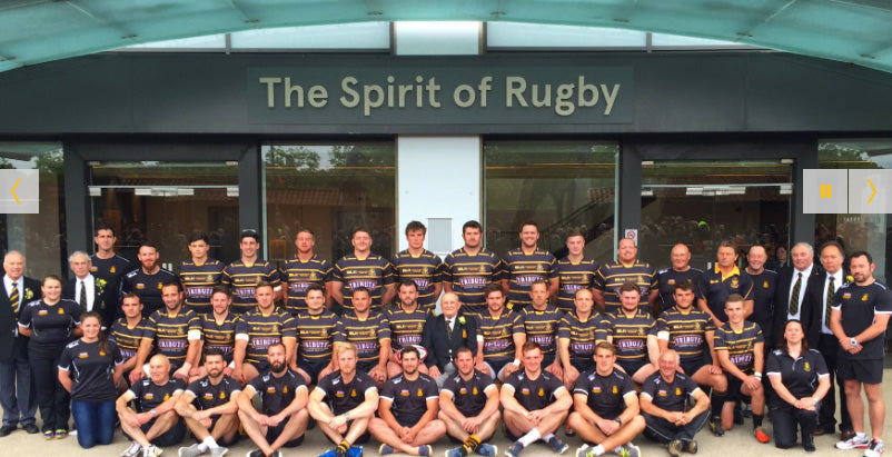 Cornwall Rugby Winners 2019