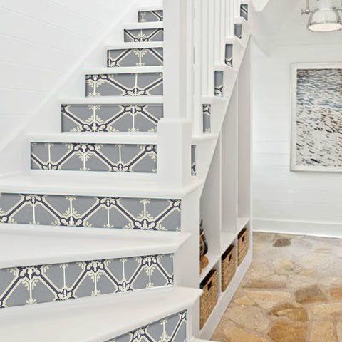 Staircase Makeover - From Boring to Brilliant