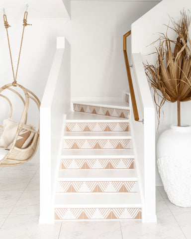 7 Fun & Funky Ways to Step Up Your Stair Game