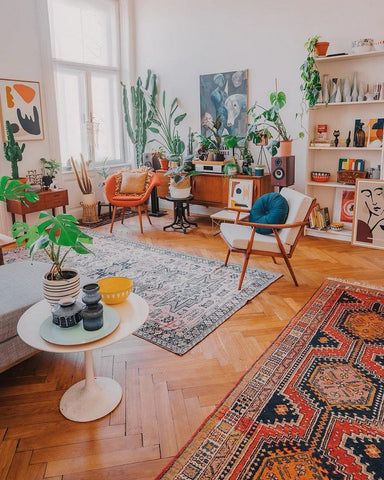5 Essential Accents Under $250 to Turn Your Home into a Bohemian Paradise