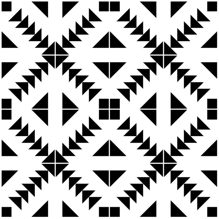 Zig zag geometric black set 4X4.JPG