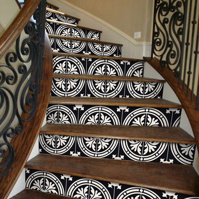 Barolo Stair Riser Stickers