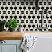 Vinyl Tile Stickers for Kitchen, Bathroom & Floors in Centaur