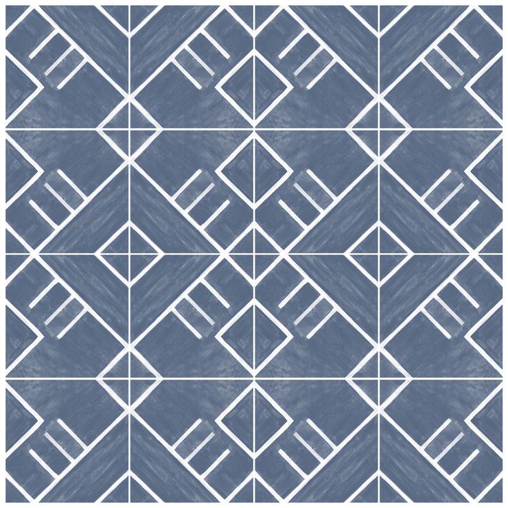 Colorado Wallpaper in Navy Blue