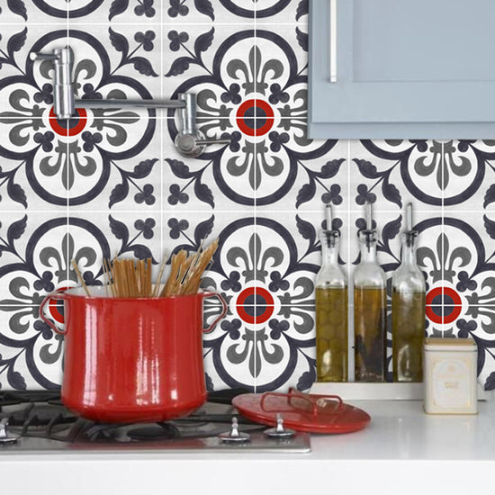 Cover Up Those Old Kitchen Tiles 3 Really Affordable Ideas To Try Quadrostyle