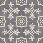 Palma in Fonte Grey Vinyl Tile Sticker