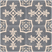 Palma in Fonte Grey Floor Sticker