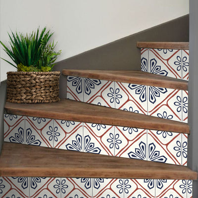 Gaia Stair Riser Stickers