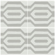Vinyl Floor Tile Sticker - Lariat