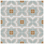 Removable Wallpaper in Moroccan Lattice