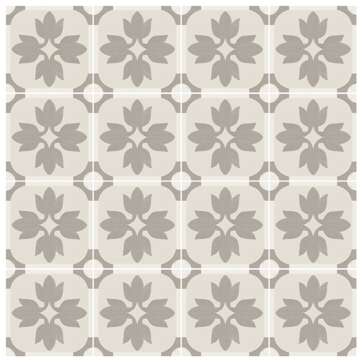 Margot in Taupe Vinyl Tile Sticker