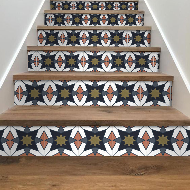 Maximus Stair Riser Stickers