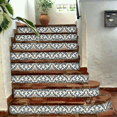Medici Stair Riser Stickers