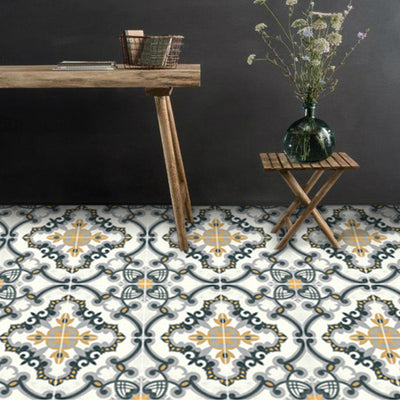 Medici Floor Sticker