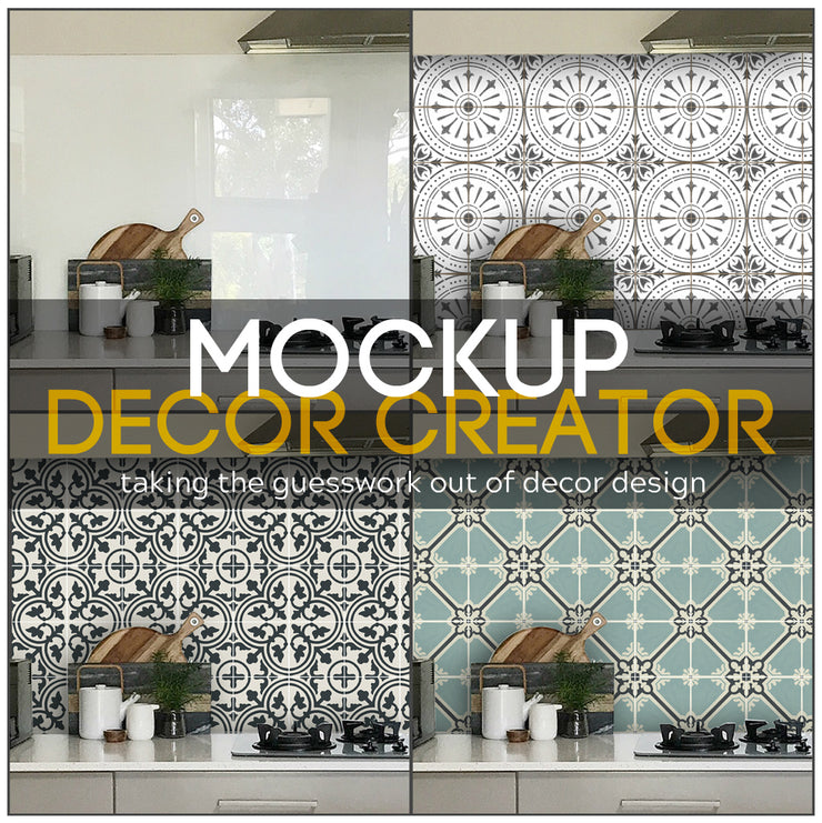 Mockup Decor Creator