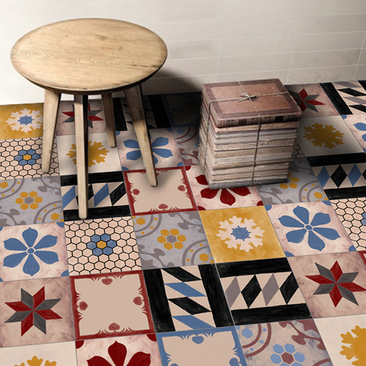 Moroccan Mix Vinyl Tile Sticker