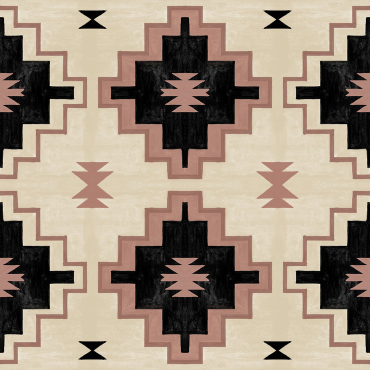 Navajo Vinyl Tile Sticker