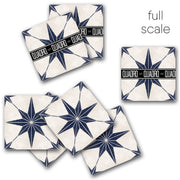 Custom Astra Navy Floor Stickers Pack - for Christina Warne