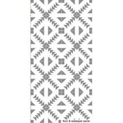 Zig Zag in Grey Wallpaper