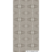 Laguna Wallpaper in Taupe