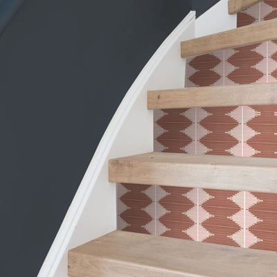 Phoenix Stair Riser Stickers