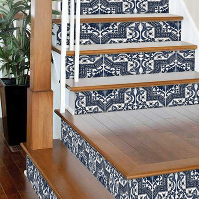 Provence Stair Riser Stickers