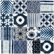 Shibori Wallpaper