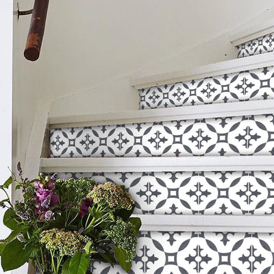 Stella Stair Riser Stickers
