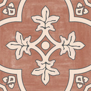 Palma in Red Earth Wallpaper