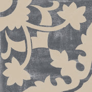 Willow in Fonte Grey Vinyl Tile Sticker
