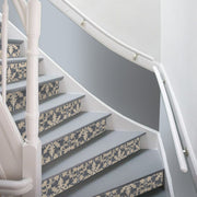 Willow in Fonte Stair Riser Stickers