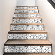Chiave in Grey Stair Riser Stickers