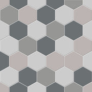 Hexa in Smoke Wallpaper