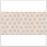 Luberon in Cream Wallpaper