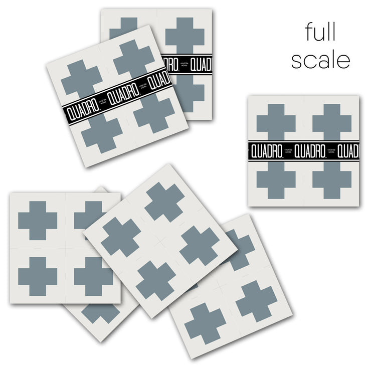 Vinyl Tile Stickers for Kitchen, Bathroom & Floors in Bigalow